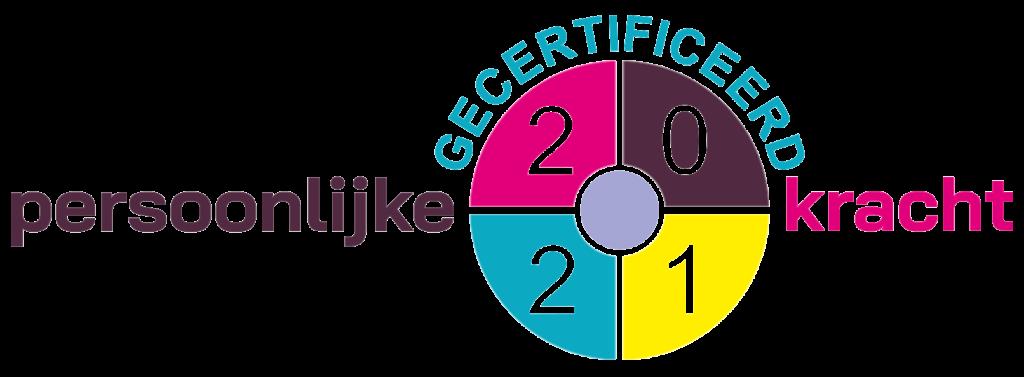 Persoonlijk kracht certificaat